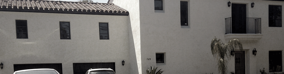 Irontown homes delivered another high end prefab to santa for Spanish style modular homes
