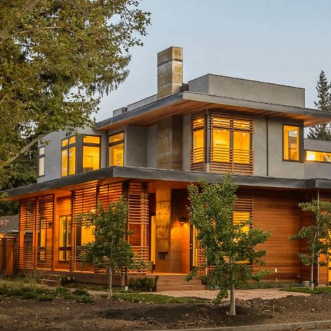 Prefabricated homes in california home design for Custom home architect cost
