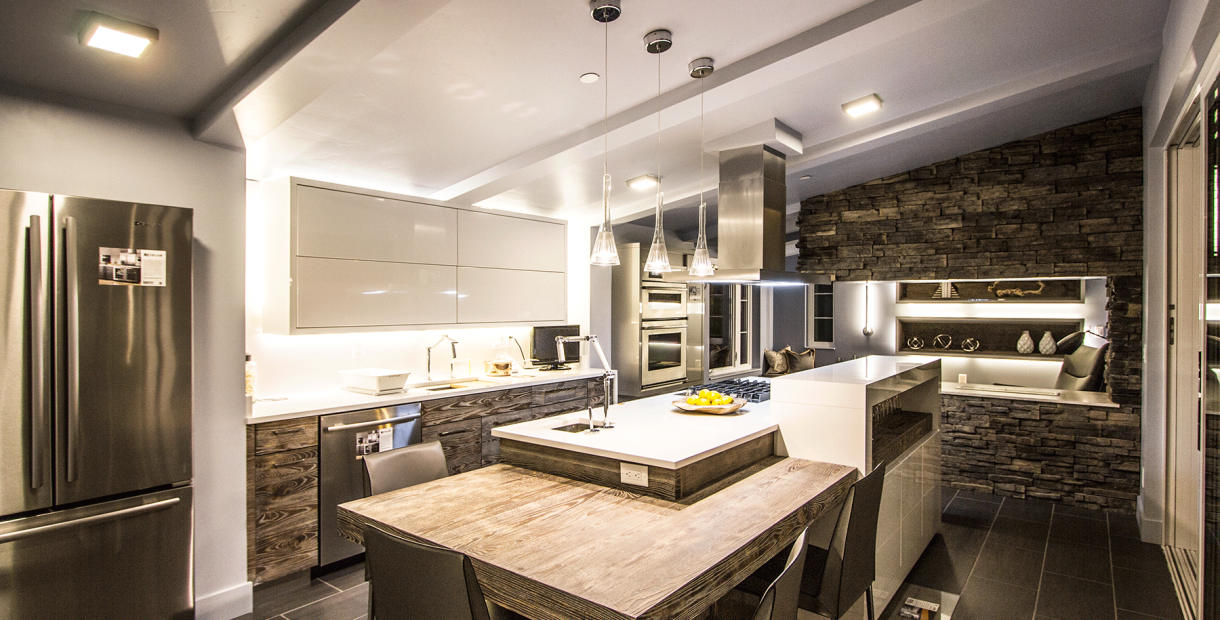 Irontown Homes Is Excited To Be Showcasing Its Stunning Ultimate Kitchen ...