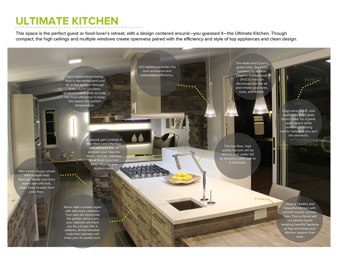 Modular Home The Ultimate Kitchen Irontown Homes