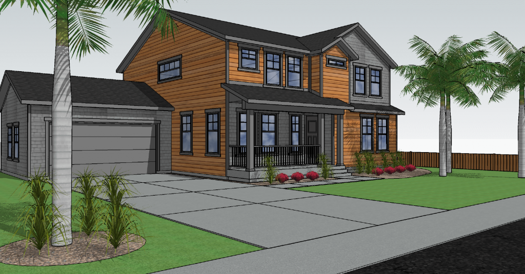 Montecito Modular Home Floor Plan